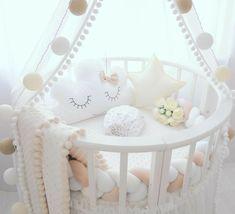 Baby Girl Bedding White Nursery Ideas New Ideas