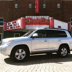 "This 2014 #Toyota #LandCruiser is definitely the #star of the show! This #dealer #demo has #allthetoys with $16,000. off the MSRP of $82,445. Now is the time to make a ""Pitts Stop"" and drive this deal home! #PittsPricePromise #DublinGa #letsgoplaces #loyaltoyota"