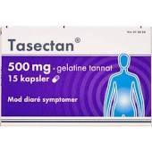Tasectan 500 mg - 15 kapsler mod diare