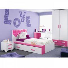 Κρεβάτι παιδικό σετ 09