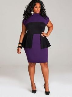 Zaftig Plus Size Dresses 107