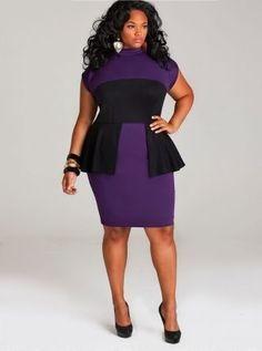 Zaftig Plus Size Dresses 107