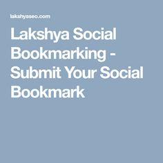 Lakshya Social Bookmarking - Submit Your Social Bookmark