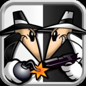 Spy vs Spy is an awesome retro gaming experience which has been updated for iOS devices, available on both the iPhone and iPad