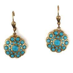 Swarovski Crystal Earrings by La Vie Parisienne