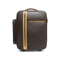 5f82784309b6d Pre-Owned Louis Vuitton Bosphore Trolley 50 Rolling Suitcase ( 2