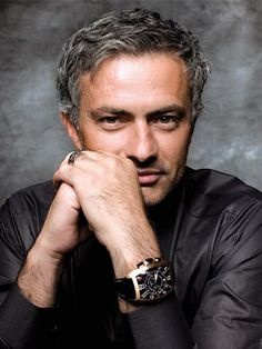 José Mourinho - The special one - has success today at Wembley winning with his team Chelsea beating Tottenham Hotspurs in the Capital One Cup Chelsea Football, Chelsea Fc, Crop Hair, The Special One, Men With Grey Hair, Man United, Sports Stars, Mario, Coaches