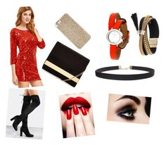 """""""Ooohhh.....So Hot"""" by chanchalbijarnia ❤ liked on Polyvore featuring Michael Kors, Simons, Humble Chic and Baume & Mercier"""