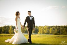 Bride and Groom | Saratoga National | Enzoani © Matt Ramos Photography