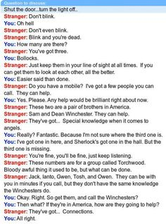 superwholock | SuperWhoLock: possibly The Best Thing Ever to happen to me on Omegle