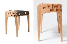 Dock LD 130 Pixel d'Olivier Dollé pour La Boîte Concept | Yookô