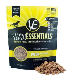 Vital Essentials Mini Nibs - Freeze Dried Duck