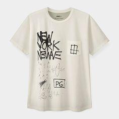 05ea0d5f77 UNIQLO Jean-Michel Basquiat New York T-Shirt