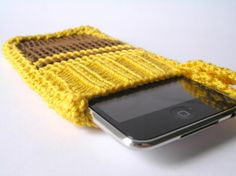 neat idea for a phone cover