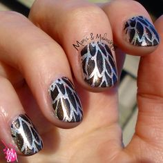Manis & Makeovers: Stamping with BP-18 from Born Pretty Store!