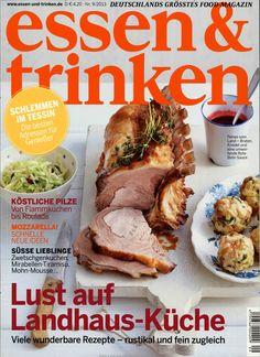 essen & trinken Heft 09/2013