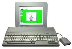 My first 'grown up' computer. I upgraded from my much-loved Amstrad CPC464 to the Atari. My dad tried to encourage me to get a PC instead but at the time it simply didn't have the games base to attract my attention.