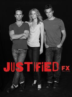 JUSTIFIED Cast - See photos of the FX Western/Crime TV series