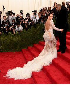 See the best Met Gala red carpet fashion: Kim Kardashian and Kanye West