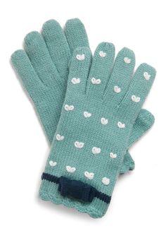 Cute vintage-looking gloves