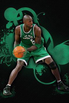 Boston Celtics KG