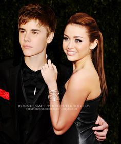 they can make a good couple...lol!!!!!!
