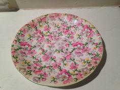 Vintage Royal Standard Saucer May Medley by TheDaintyBullet, $16.00