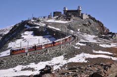 Gornergrat Bahn, Zermatt