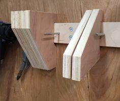 French Cleats - shelf/rack/mount ideas