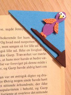 Fugle bogmærke