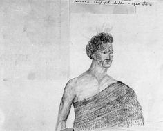 A sketch of Te Whakataupuka by John Boultbee Sketch, Art, Sketch Drawing, Art Background, Kunst, Sketches, Performing Arts, Tekenen, Art Education Resources
