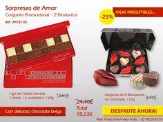 ¿Has visto nuestras promociones de Mayo? ¡Deliciosas sorpresas en el chocolate! http://www.mysweets4u.com/es/?o=2,5,202,49,2,0