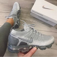 huge discount b43a9 c64d4 Winter colour-way 🔥🔥🔥 (Link In Bio)  DressCodeNation Gray Nikes