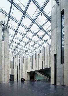 Gallery - Nanjing Art Museum / KSP Jürgen Engel Architekten - 3