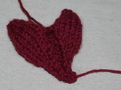 DIY med Ulla-Bella : Et tovet hjerte blir til Knitting, Tricot, Breien, Stricken, Weaving, Knits, Crocheting, Yarns, Knitting Stitches