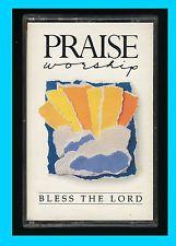 Hosanna Music Praise Worship - Bless The Lord Cassette Tape 1989 Album (VG)
