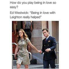 omg Ed Westwick is the cutest! Nate Gossip Girl, Gossip Girl Memes, Gossip Girl Outfits, Gossip Girls, Gossip Girl Fashion, Chuck Blair, Chuck And Blair Quotes, Chuck Bass Quotes, Ed Westwick