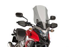 Bulles pour carenage d'origine pour le modèle de moto Honda CB500X 2016 | Puig