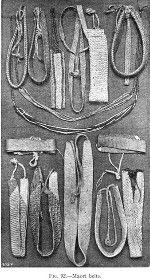 scented belt maori - Google Search