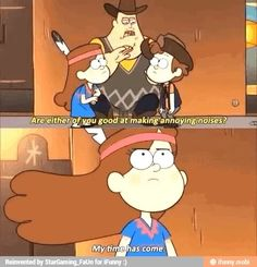 Gravity Falls  Bottomless Pit Mabel,why Are You Ackin So Cray Cray?