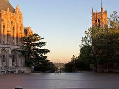 UW campus