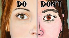 Do's and Don'ts of Realistic Eye Painting Art