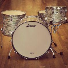 Ludwig Drum set http://Promusicianslist.com