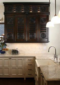 Znalezione obrazy dla zapytania neoclassical kitchen design best