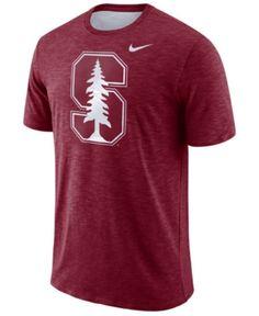 1ae6ec3d3fb1 Nike Men s Stanford Cardinal Dri-fit Cotton Slub T-Shirt - Red 3XL