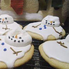 Sugar Cookies Christmas 2015