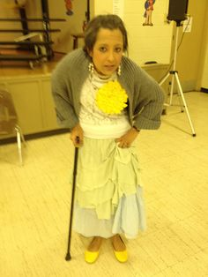 100 days of school! 100 years old!