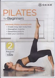 Lose weight, tone up and increase your flexibility and balance with Pilates!