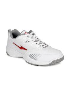 the best attitude 9e5ca ffcfe Erke Men White Tennis Shoes   Myntra via  myntra Lifestyle Online Shopping,  White Tennis