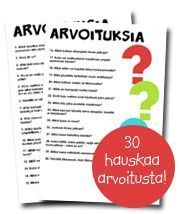 Goodies Lapsille: Arvoituksia - 30 hauskaa, omituinen ja vähän taitava palapelit lapsia arvaamaan ja pyytää Learning The Alphabet, Alphabet Activities, Preschool Activities, Kids Learning, Finnish Language, Language Study, Early Childhood Education, Learning Environments, Reading Comprehension